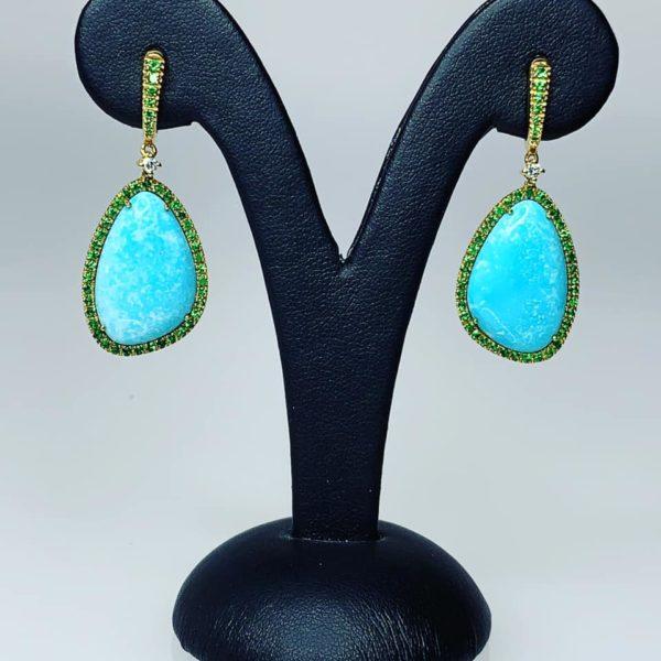 orecchini-con-pietra-azzurra